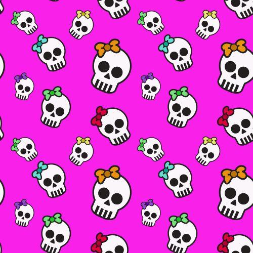 Multi Bow Girl Skulls 2020web