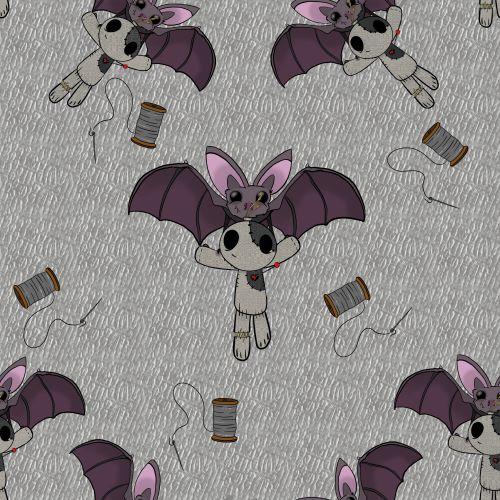 Voodoo bat web